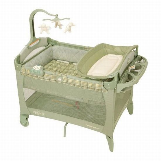 Pack and Play Bassinet - Babys On The Go